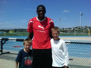 Sean Johnson Camp Shutout Experience